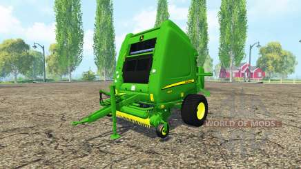 John Deere 864 Premium для Farming Simulator 2015