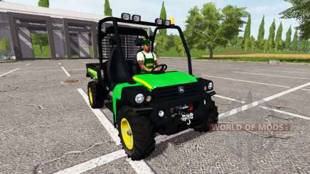John Deere Gator 825i для Farming Simulator 2017
