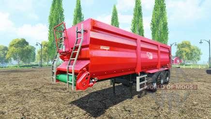 Krampe SB 30-60 fieldmaster для Farming Simulator 2015