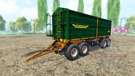 Fuhrmann FF 4-axis для Farming Simulator 2015
