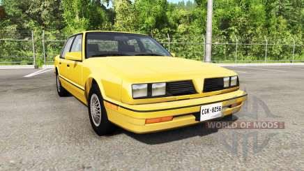 Pontiac 6000 для BeamNG Drive