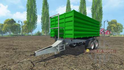 Fliegl TDK 200 для Farming Simulator 2015