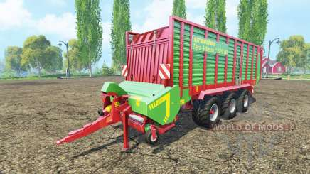 Strautmann Tera-Vitesse CFS 5201 DO v2.0 для Farming Simulator 2015