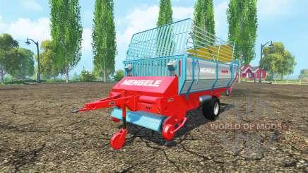 Mengele Forage 2500 для Farming Simulator 2015