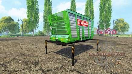 BERGMANN HTW для Farming Simulator 2015