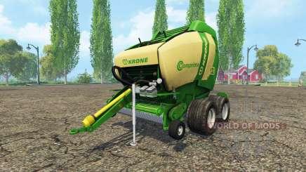 Krone Comprima V180 XC для Farming Simulator 2015