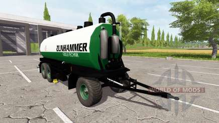 Zunhammer для Farming Simulator 2017