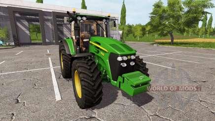 John Deere 7930 v2.1 для Farming Simulator 2017