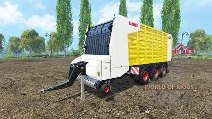 CLAAS Cargos 9600 v2.0 для Farming Simulator 2015
