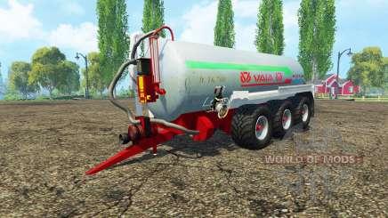 Vaia MB160 для Farming Simulator 2015