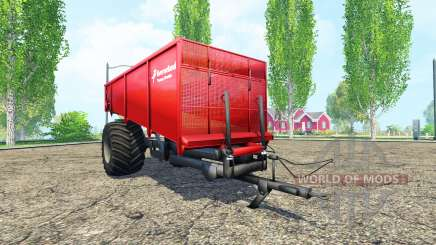 Kverneland Shuttle для Farming Simulator 2015
