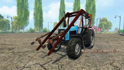 МТЗ 1221В.2 v2.1 для Farming Simulator 2015