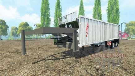Fliegl ASS 2101 для Farming Simulator 2015
