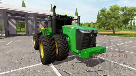 John Deere 9620R для Farming Simulator 2017