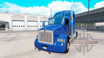Kenworth T800 v0.5.4 для American Truck Simulator