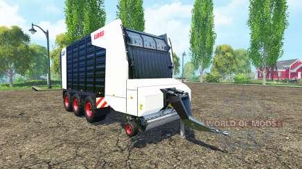 CLAAS Cargos 9500 black для Farming Simulator 2015