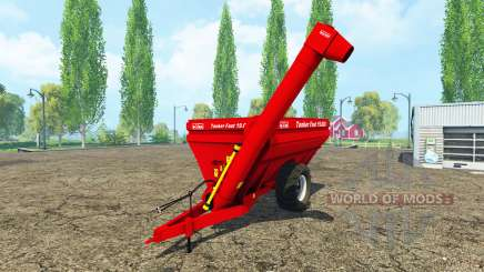 Jan Tanker Fast 19.000 для Farming Simulator 2015