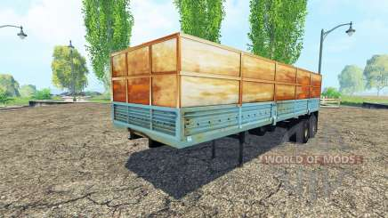 ОдАЗ 9370 для Farming Simulator 2015