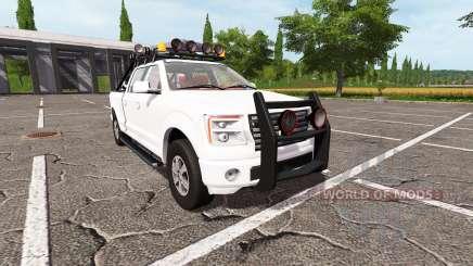 Lizard Pickup TT для Farming Simulator 2017