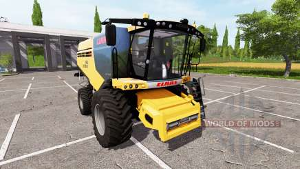 CLAAS Lexion 780 v1.5 для Farming Simulator 2017