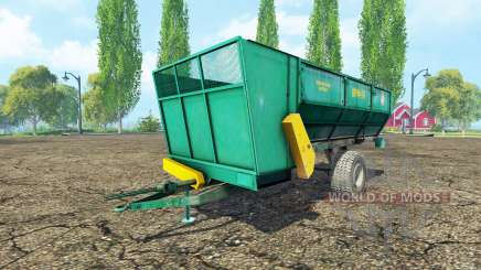 КРФ 10 v1.1 для Farming Simulator 2015