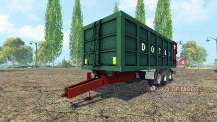 DOTTI Rimorchi MD 200-1 для Farming Simulator 2015