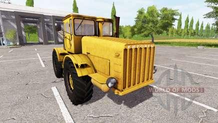 Кировец К-700 для Farming Simulator 2017
