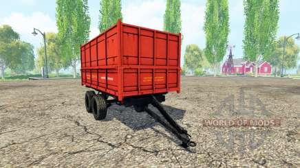 ПТУ 7.5 для Farming Simulator 2015
