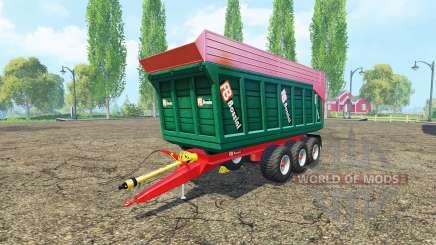 Bossini RA 200-7 для Farming Simulator 2015