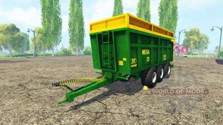 ZDT Mega 25 v2.2 для Farming Simulator 2015