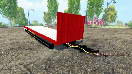 Schwarzmuller для Farming Simulator 2015