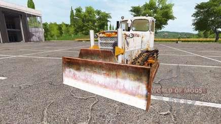 ДТ 75 для Farming Simulator 2017