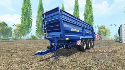 Strautmann PS 3401 v1.3 для Farming Simulator 2015