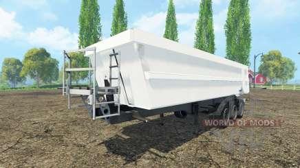 Schmitz Cargobull SKI 24 v1.0 для Farming Simulator 2015
