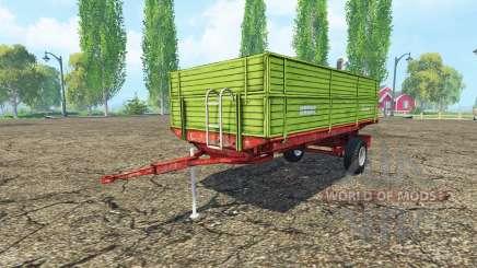Krone Emsland v1.2 для Farming Simulator 2015