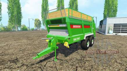 BERGMANN TSW 4190 S v1.1 для Farming Simulator 2015