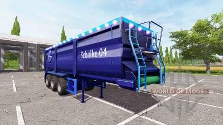 Krampe SB 30-60 Schalke 04 для Farming Simulator 2017
