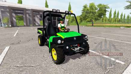 John Deere Gator 825i v1.1 для Farming Simulator 2017