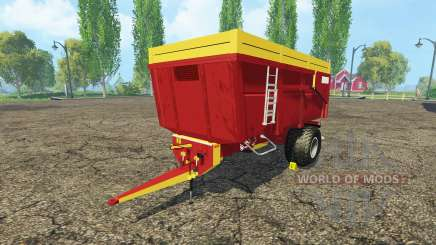 Dezeure D10T v1.1 для Farming Simulator 2015