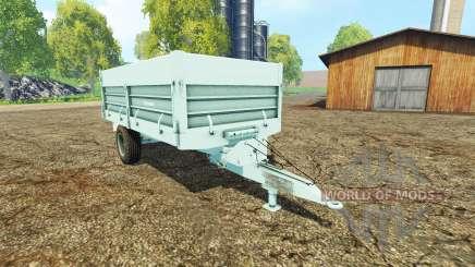 Duchesne для Farming Simulator 2015