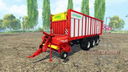 POTTINGER Jumbo 10010 для Farming Simulator 2015