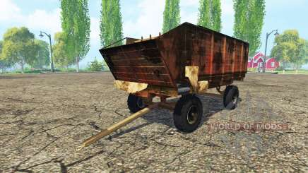 КТУ 10 для Farming Simulator 2015