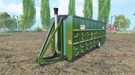 Kotte Garant FRC roof для Farming Simulator 2015