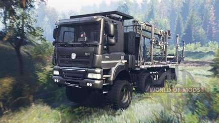 Tatra Phoenix T 158 8x8 v8.0 для Spin Tires