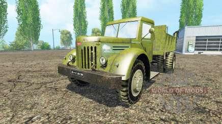 МАЗ 205 для Farming Simulator 2015