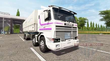 Scania 113H 380 для Farming Simulator 2017