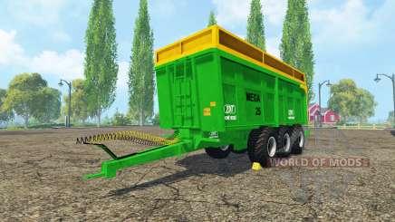 ZDT Mega 25 v4.0 для Farming Simulator 2015