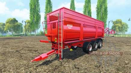 Krampe BBS 900 v1.1 для Farming Simulator 2015