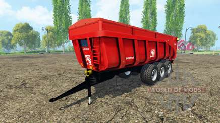 Gilibert 2400 Pro для Farming Simulator 2015