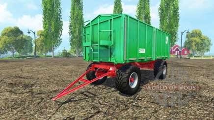 Kroger HKD 302 v1.1 для Farming Simulator 2015